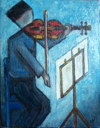 Ambroise au violon 2